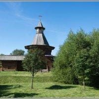 Август в Коломенском :: Владимир Белов