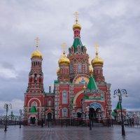 Шедевры архитектуры в Йошкар-Оле :: Сергей Тагиров