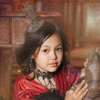 Принцесса Заза :: Вероника Саркисян