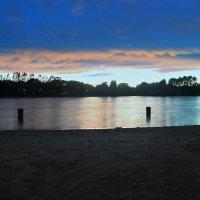 Озеро Парко Дел Каве - Милан :: Любомир Дужак