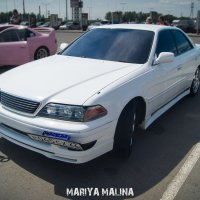 Toyota Mark II :: Мария Малина