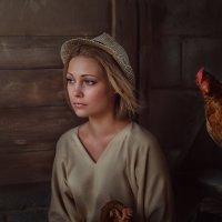 Утро в деревне... :: Ольга Егорова