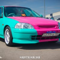 Honda Civic :: Мария Малина