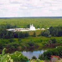 Знаменский монастырь :: Сергей