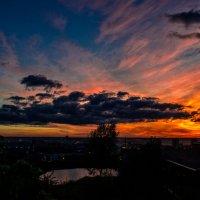 закат :: Ксения ПЕН