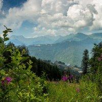 Лучше гор могут быть только горы... :: Константин Ольховка
