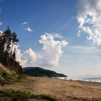 Пляж Краснотуранского района :: Елена Дорогина