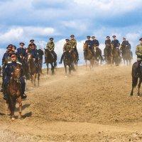 Проезжала конница по степи широкой :: Сергей Пучков