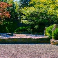 Японский сад :: Татьяна Каримова