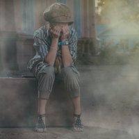 Туман-туманище :: Ольга Зубарева