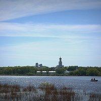 Свято-Юрьев мужской монастырь :: Инесса Терешина