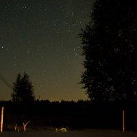 Космос на даче 2 :: Вячеслав Богомолов