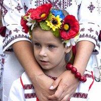 Украинский наряд. :: Николай Сидаш