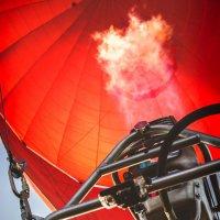 На большом воздушном шаре... :: Татьяна Жуковская