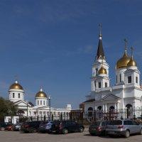 Проба на широкий угол :: Василий Игумнов