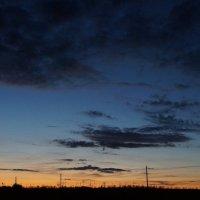 пастельные оттенки неба :: Софья Лейкина