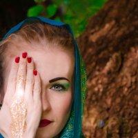 Индианка :: Натаья Макаренкова