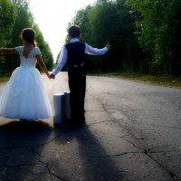 По дороге домой... :: Olesya Aleksandrova