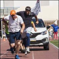 Есть на Руси крепкие мужики! :: Алексей Патлах