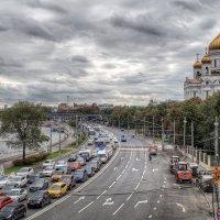 Будни Москвы :: Наталья Лакомова