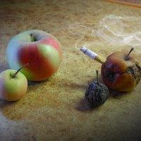 Все еще куришь? :: Сергей Фунтовой