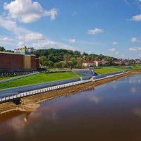 река Днепр. :: Ирина Нафаня