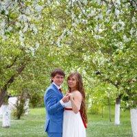 Весенняя свадьба :: Ксения
