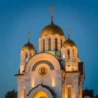 Храм Георгия Победоносца :: -somov -
