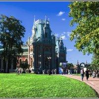 Праздник в Царицыно :: Владимир Белов