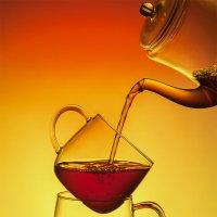 Горячий чай :: Анастасия Богатова