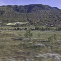 Горные склоны Норвегии-2 :: Александр Рябчиков