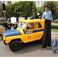На выставке ретро-автобусов. :: Денис Масленников