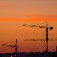 Закат солнца :: Александр Колесников