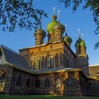 Церковь Иоанна Предтечи в Толчкове,1671-1687г.г. :: Сергей Цветков