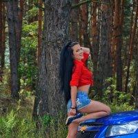 тайная реклама Шевроле) :: Наталия Григорьева