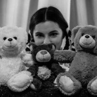 Три медведя :: Николай Велицкий