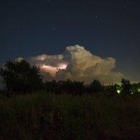 грозовое облако :: Mikhail