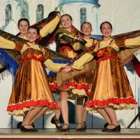 На фестивале САДКО (этюд 22) :: Константин Жирнов