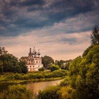 церковь Иоанна Златоуста, Вологда. :: Олег Загорулько