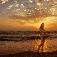 На закате :: Андрей Володин