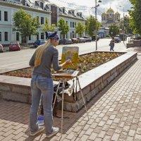 Звенигородские купола :: aqbar aqbar