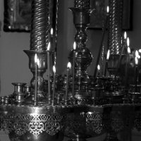 В Храме :: Татьяна Кормилицына