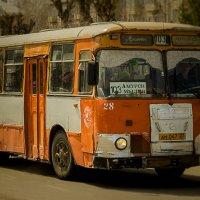 Ретро автобус! :: Ирина Антоновна