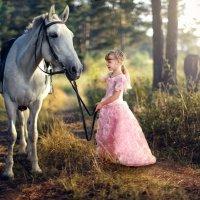 Ночка и маленькая принцесса :: Георгий Бондаренко