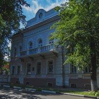 Дом купца Кузнецова,19 век :: Сергей Цветков