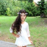 девочка 5 лет :: Елена Фотостудия ПаФОС