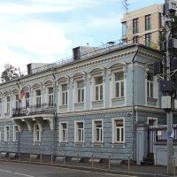 Москва,Гороховский переулок,12 :: Александр Качалин