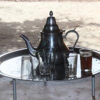 Чаепитие по мароккански :: Ananasik XI