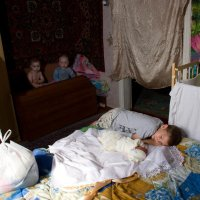 Новая младшая сестра :: Владимир Дядьков