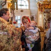 Крещение ребёнка :: Максим Туманов